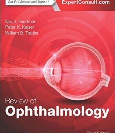 Review of Ophthalmology  2017 - چشم