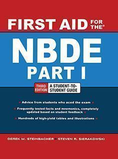 FIRST AID NBDE PART 1  2012 - دندانپزشکی