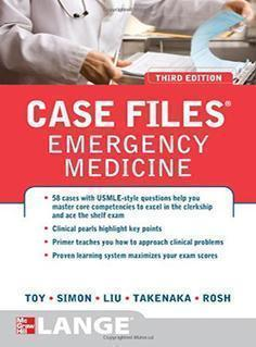 CASE  FILES  EMERGENCY  2012 - اورژانس