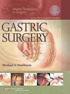 MASTER TECHINQE  IN SURGERY   GASTRIC   2013 - جراحی