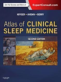 ATLAS OF CLINICAL SLEEP MEDICIN  2013 - داخلی