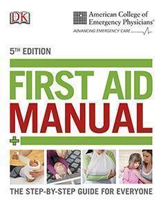 FIRST AID MANUAL  2014 - اورژانس