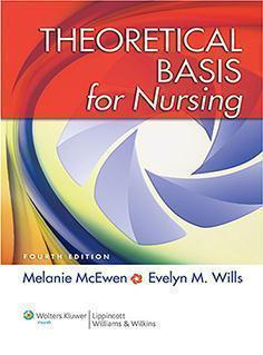 THEORETICAL BASIS FOR NURSING  2014 - پرستاری