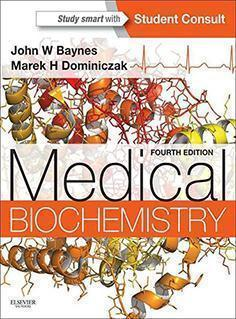MEDICAL BIOCHEMISTRY  FOR STUDENT CONSULT  2014 - بیوشیمی