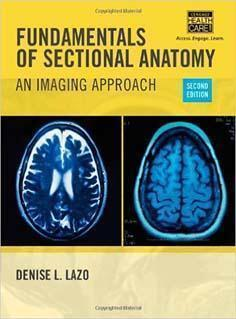Fundamentals of Sectional Anatomy: An Imaging Approach 2015 - رادیولوژی