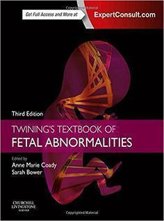 TWININGS TEXTBOOK OF FETAL ABNORMALITIES 2015 - زنان و مامایی
