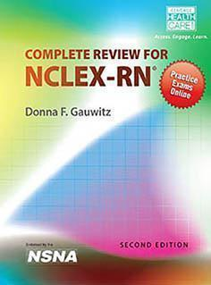 REVIEW FOR NCLEX-RN  2015 - پرستاری