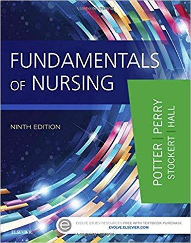 Fundamentals of Nursing 2016 - پرستاری