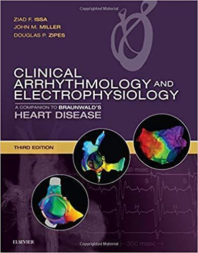 Clinical Arrhythmology and Electrophysiology PDF+Videos 2018 - قلب و عروق