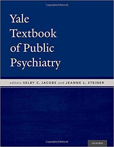 Yale Textbook of Public Psychiatry  2016 - روانپزشکی