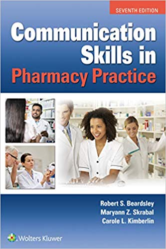 Communication Skills in Pharmacy Practice 2020 - فارماکولوژی
