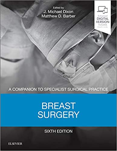 Breast Surgery:A Companion to Specialist Surgical Practice 2019 - جراحی
