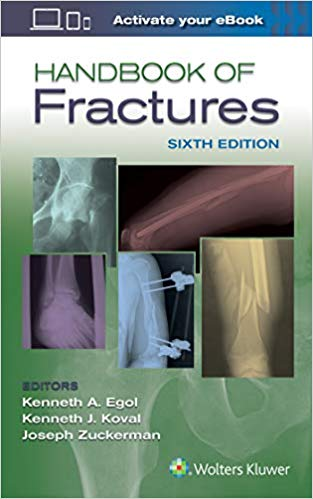 Handbook of Fractures(convert pdf) Sixth Edition 2020 - اورتوپدی