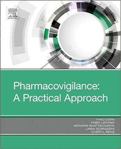 Pharmacovigilance  A Practical Approach 2018 - فارماکولوژی
