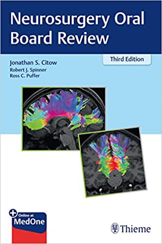Neurosurgery Oral Board Review 2020 - نورولوژی