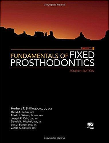 Fundamentals of Fixed Prosthodontics 2012 - دندانپزشکی