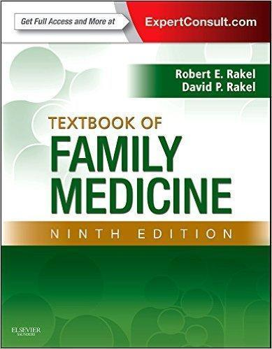 TEXTBOOK OF FAMILY MEDICINE  RAKEL  2016 - داخلی