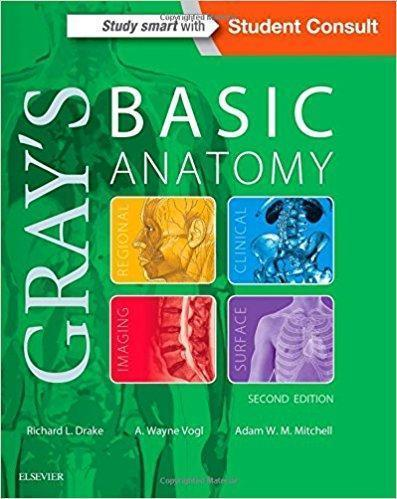 Grays basic anatomy  2018 - آناتومی