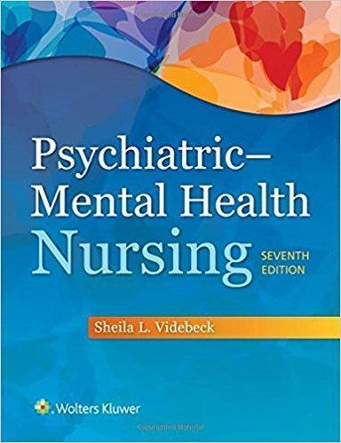 Psychiatric Mental Health Nursing  2016 - پرستاری