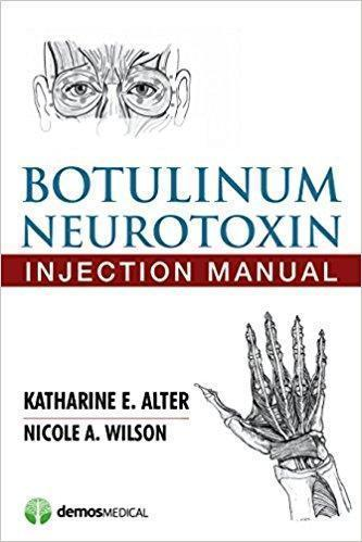 Botulinum Neurotoxin Injection Manual 2015 - نورولوژی