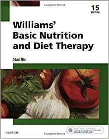 Williams Basic Nutrition & Diet Therapy  2017 - تغذیه