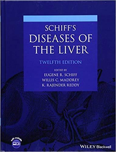 SCHIFF DISEASE OF LIVER 2018 - داخلی گوارش