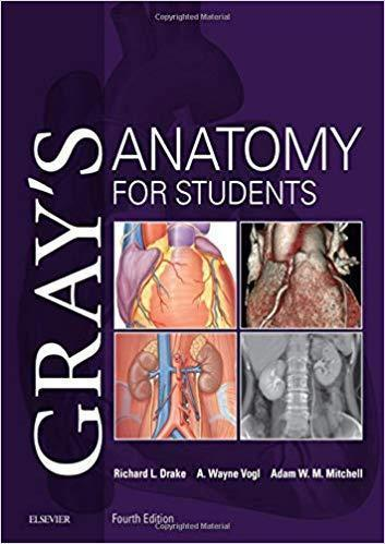 Grays Anatomy for Students 2vol  2020 - آناتومی