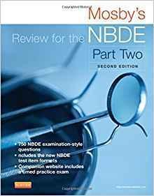 Mosbys Review for the NBDE Part II  2015 - دندانپزشکی
