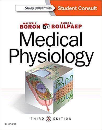 Medical Physiology BORON  2 Vol  2017 - فیزیولوژی