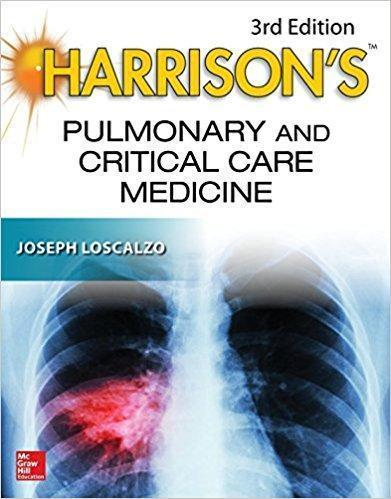 Harrisons Pulmonary and Critical Care Medicine 2016 - داخلی تنفس