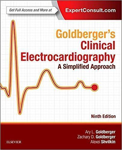 Goldbergers Clinical Electrocardiography  2018 - قلب و عروق