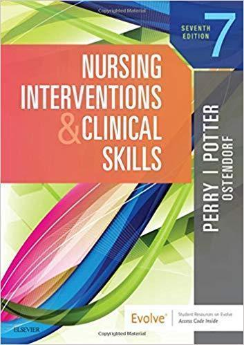 Nursing Interventions & Clinical Skills 2020 - پرستاری
