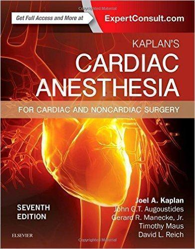 KAPLAN CARDIAC ANESTHESIA FOR CARDIAC  2017 - قلب و عروق