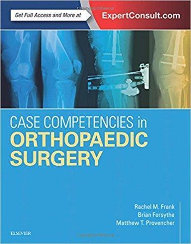Case Competencies in Orthopaedic Surgery 2016 - اورتوپدی