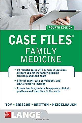 CASE  FILES  FAMILY MEDICINE  2016 - داخلی