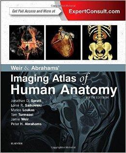 Weir & Abrahams' Imaging Atlas of Human Anatomy 2016 - آناتومی