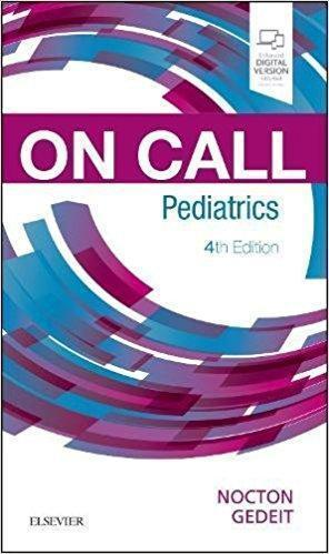 On Call Pediatrics 2019 - اطفال