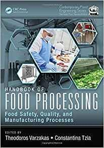 Handbook of Food Processing  2015 - تغذیه