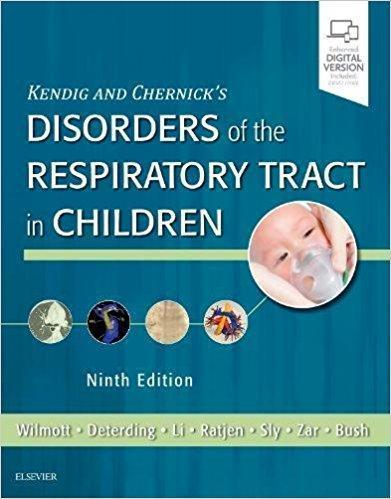 Kendig s Disorders of the Respiratory Tract in Children, 9e 2019+videos