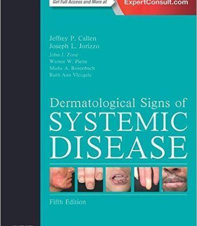 Dermatological Signs of Systemic Disease  2016 - پوست