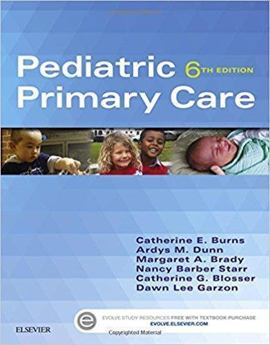 Pediatric Primary Care  2016 - اطفال