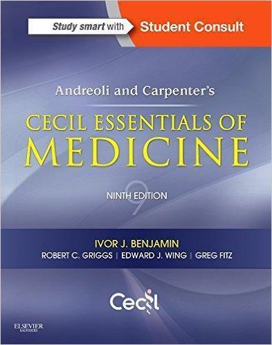 CECIL ESSENTIALS OF MEDICINE  2016 - داخلی