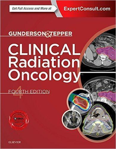 GUNDERSON&TEPPER CLINICAL RADIATION ONCOLOGY  2016 - رادیولوژی