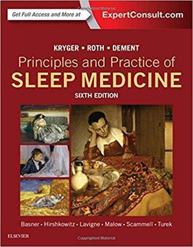Principles and Practice of Sleep Medicine, 6e 2017