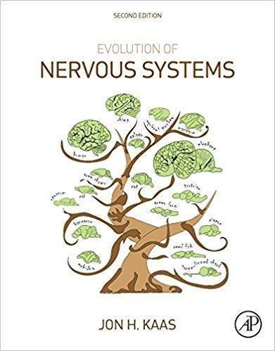 Evolution of Nervous Systems  2016 - نورولوژی