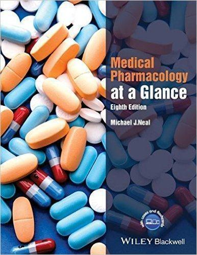 AT A GLANCE MEDICAL PHARMACOLOGH  2016 - فارماکولوژی
