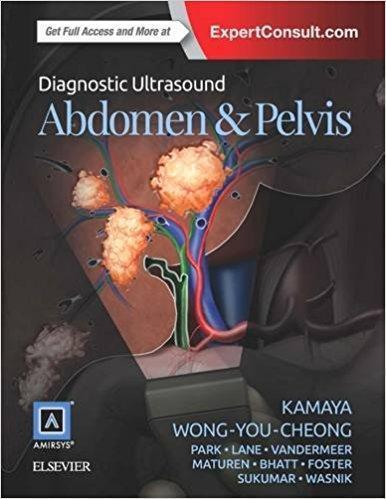 DIAGNOSTIC ULTRASOUND ABDOMEN & PELVIS  2016 - رادیولوژی