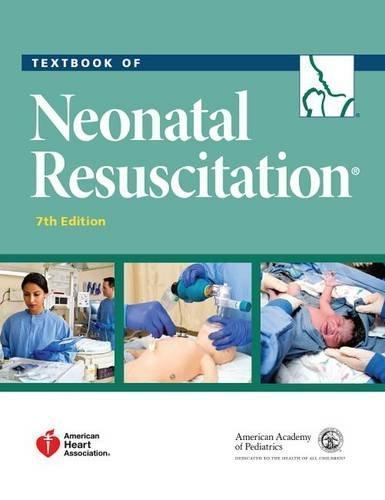 Textbook of Neonatal Resuscitation (NRP)  2016 - اطفال
