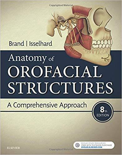 2019 Anatomy of Orofacial Structures A Comprehensive Approach 8th Edition - دندانپزشکی