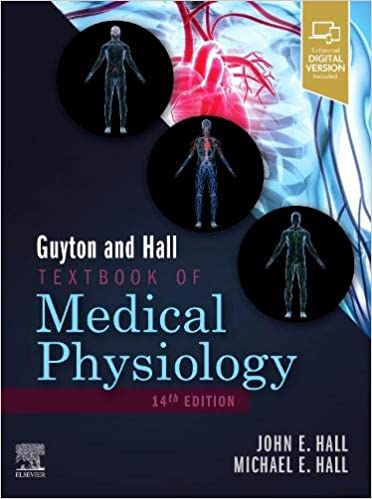 GUYTON & HALL MEDICAL PHYSIOLOGY  2021